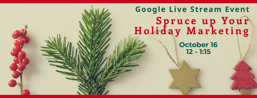 Spruce Up Your Holiday Marketing